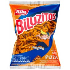 SALG BILUZITOS PIZZA 25x51G