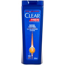 SH CLEAR  MEN QUEDA CONTROL 1X200ML_M
