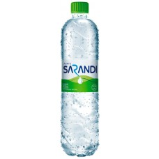 AGUA M SARANDI COM GAS 12x500ML