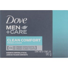 S DOVE  MEN CLEAN COMFORT 12X90G