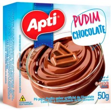 PUDIM APTI CHOCOLATE 12X50G
