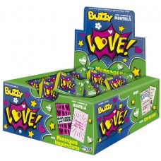 CHICLE BUZZY LOVE HORTELA 1x100UN