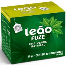 CHA LEAO FUZE 10S VERDE NATURAL 1X16G