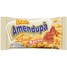 SALGADINHO AMENDUPA BACON SNACKS 20X50G