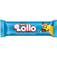 CHOCOLATE BARRA NESTLE LOLLO 30X28G