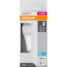 LAMP OSRAM LED BULBO BCA  9W 870LM 1X1UN 60W