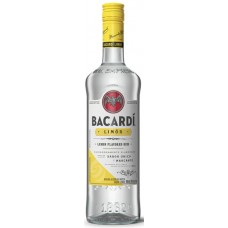 RUM BACARDI BIG LIMON 1X980ML