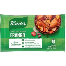 T KNORR IDEAL FRANGO 1X40G