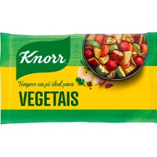 KNORR TEMP IDEAL VEGETAIS 40G 1X40G