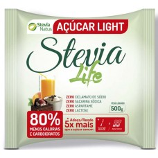 ADOC STEVIA LIFE.PC ACUCAR LIGHT 1X500G