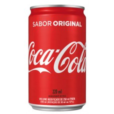R LATA COCA COLA 12X220ML