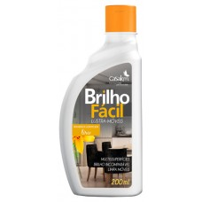 LUSTRA MOVEIS BRILHO FACIL LIRIO 1X200ML