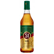 CACHACA 51 OURO 12X965ML