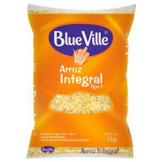ARROZ BLUE VILLE INTEGRAL PARB. 10x1KG