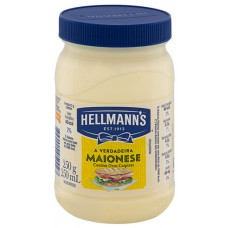 MAIONESE HELLMANNS POTE 6x250G