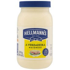 MAIONESE HELLMANNS POTE 6x500G