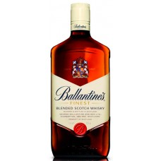 WHISKY BALLANTINES FINEST. 1X1L