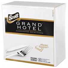 GUARDANAPO SCOTT GRAND HOTEL 33X33 9X50UN