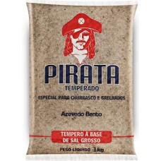SAL GROSSO PIRATA TEMPERADO CHURRASCO 15x1KG