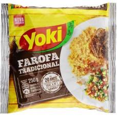 FARINHA FAROFA YOKI TRADICIONAL 6x250G