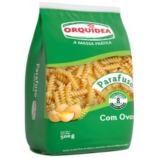 MASSA ORQUIDEA COM OVOS PARAFUSO 5x500G