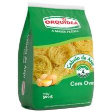 MASSA ORQUIDEA COM OVOS CABELO DE ANJO 10x500G