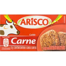 CALDO ARISCO 3L CARNE 10X57G