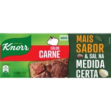 CALDO KNORR 6L CARNE 10x114G