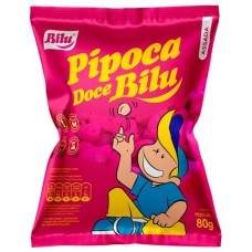 PIPOCA DOCE BILU    10x100G