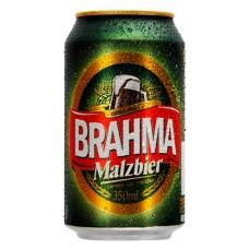 CERVEJA LATA BRAHMA MALZEBIER  12X350ML