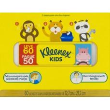 LENCO PAPEL KLEENEX BOX ORIGINAL PROMO 10X60UN