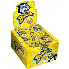 CHICLE BUBBALOO BANANA 1X60UN