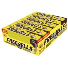 DROPS FREEGELLS CHOCOLATE MARACUJA 12X1UN