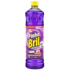 DESINFETANTE PINHO BRIL CAMPOS LAVANDA 12X1L