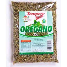 TEMPERO BOM OREGANO 12X25G PC