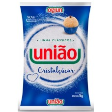 ACUCAR CRISTAL UNIAO CRISTALCUCAR 10X1KG