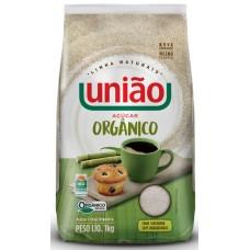 ACUCAR ORGANICO UNIAO 10X1KG