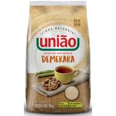 ACUCAR DEMERARA UNIAO NATURALE 10X1KG