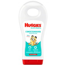 CONDICIONADOR HUGGIES EXTRA SUAVE 1X200ML
