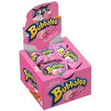CHICLE BUBBALOO TUTTI FRUTTI 1x60UN