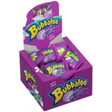 CHICLE BUBBALOO UVA 1x60UN
