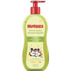 SHAMPOO HUGGIES CHA CAMOMILA 1X200ML