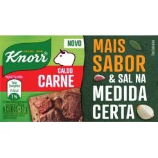 CALDO KNORR 3L CARNE 10X57G