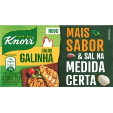 CALDO KNORR 3L GALINHA 10X57G
