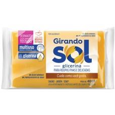 SABAO BARRA GIRANDO SOL GLICERINA 20X400G