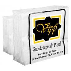 GUARDANAPO VIPP 29,5X29,5 20x50UN