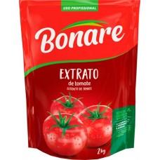 EXTRATO TOMATE BONARE SACHE 1X2KG PROF