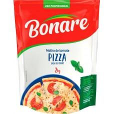 MOLHO BONARE TOMATE PIZZA SACHE 1X2KG PROF