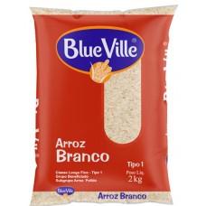 ARROZ BLUE VILLE T1 BRANCO 15x2KG