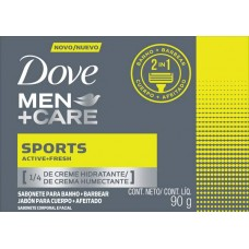 SABONETE DOVE BARRA MEN EXTRA FRESH 12X90G